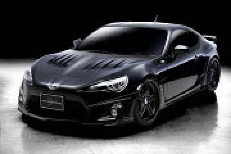 También hay un traje Black Bison de Wald para el Toyota Land Cruiser