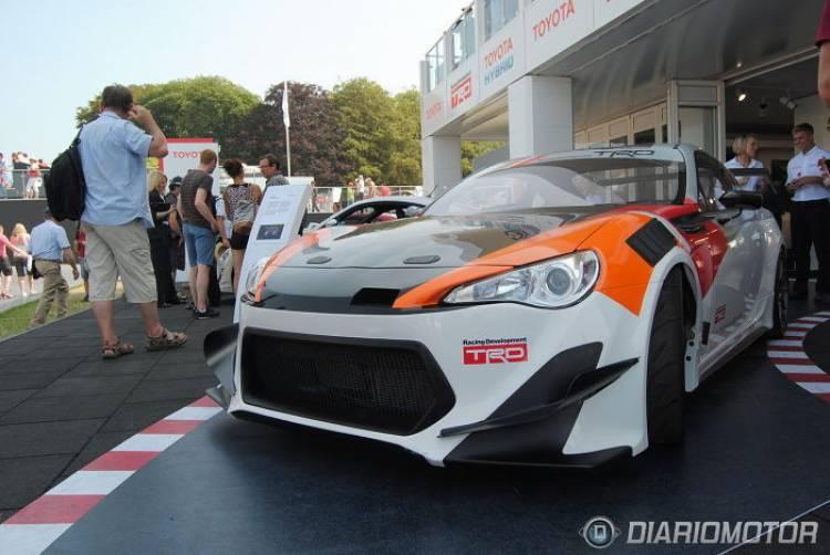 Toyota podría estar considerando una copa propia con el Toyota GT 86