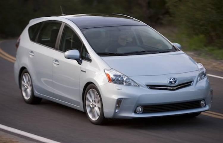 Toyota Prius v (EE.UU.)