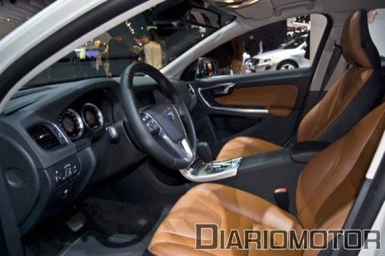 Volvo V60 en el Salón de París