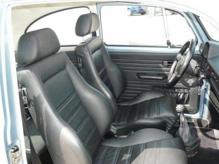 Volkswagen Beetle STi, el espíritu boxer llevado al límite con motor Subaru