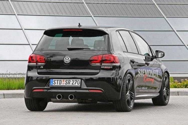 Volkswagen Golf R por Siemoneit Racing, con 530 CV
