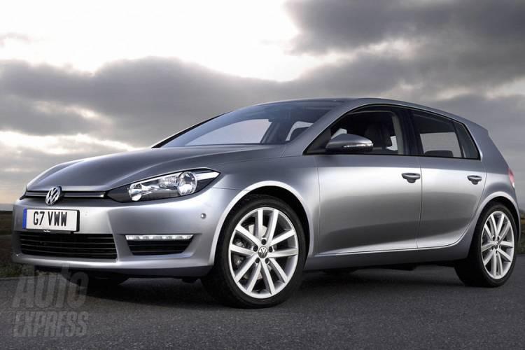 VW Golf VI 2012, así será según Auto Express