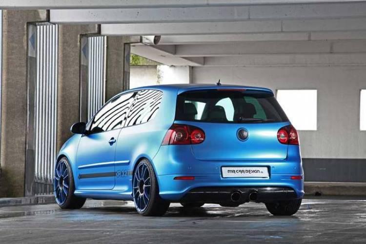 Volkswagen Golf V R32 MR Car Design