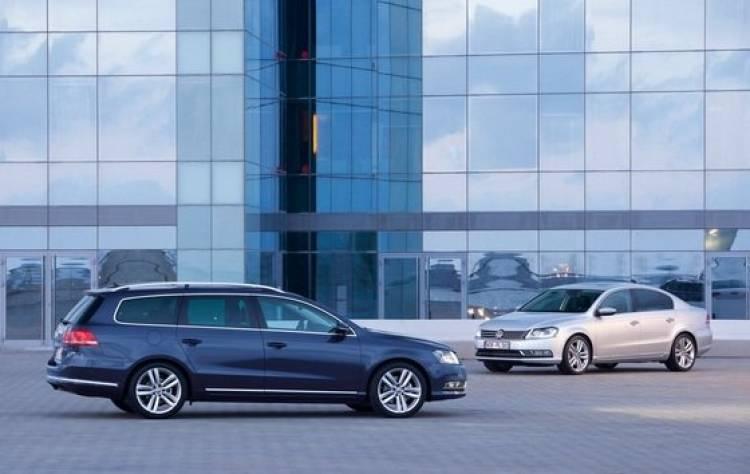 Volkswagen Passat y Passat Variant 2011