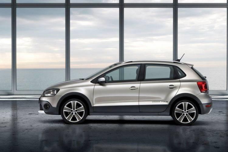 Volkswagen podría presentarnos a un Polo convertido en SUV en el próximo Salón de Ginebra
