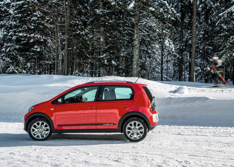 Volkswagen Cross Up!: el Up! que se salió del asfalto