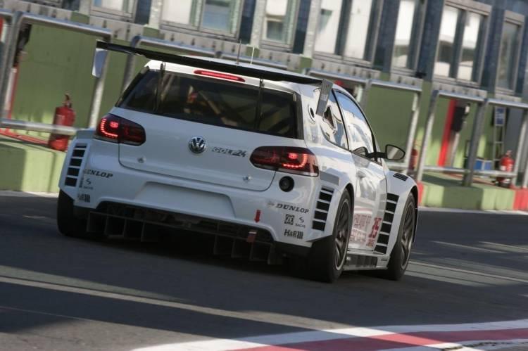 Volkswagen Golf24 - 24 Horas de Nürburgring 2011