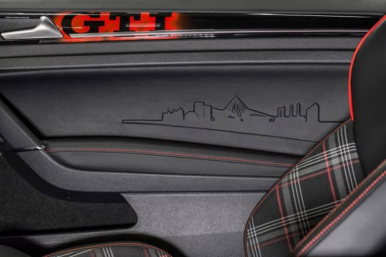 Volkswagen Golf GTI Wolfsburg Edition: tuning de serie inspirado en los 40 años del Golf