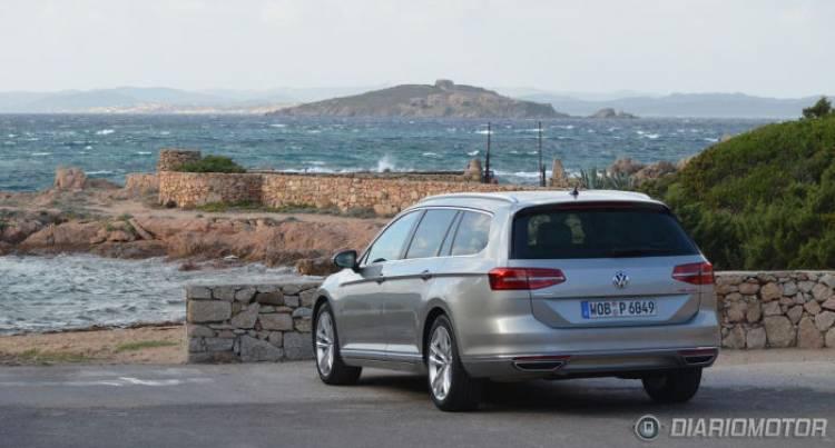 Volkswagen Passat 2015: esta es su instrumentación totalmente digital