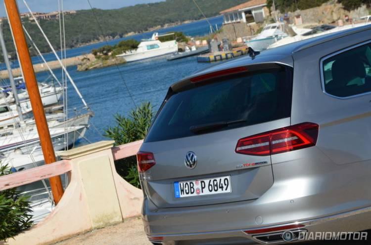 Volkswagen Passat 2015 a prueba