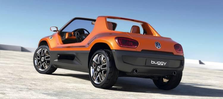 El buggy derivado del Volkswagen Up! podría estar cerca de la producción