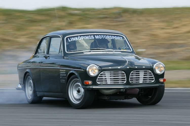 Volvo Amazon Turbo 1967, por Linköpings Motorsport