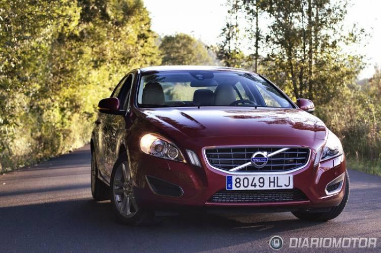 Volvo S60 D4 163 cv a prueba: calidad e imagen sueca para enfrentarse a los alemanes