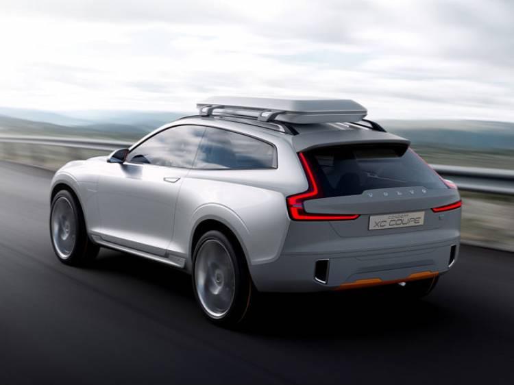 Volvo XC Concept: el adelanto conceptual del próximo XC90