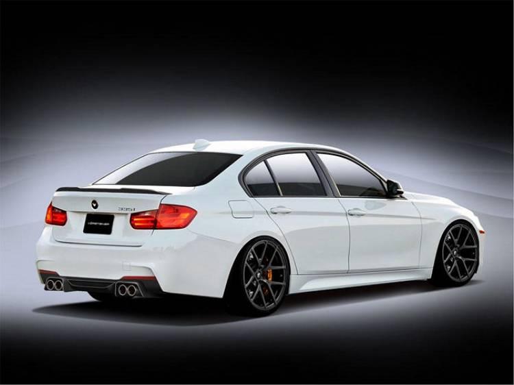 Vorsteiner tiene listo ya un kit de carrocería para el BMW Serie 3