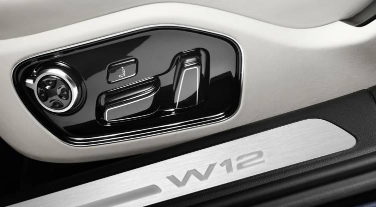 Audi A8 L W12 exclusive