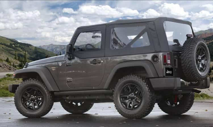 Jeep Willys Wheel Edition: volviendo al origen militar