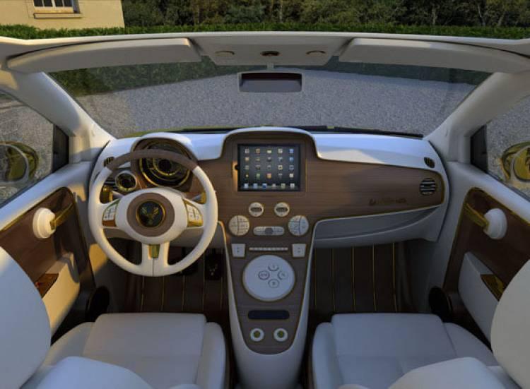 Fiat 500 Fenice Milano