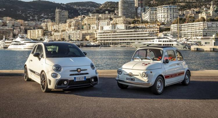 Abarth 595 70th Anniversary Portada