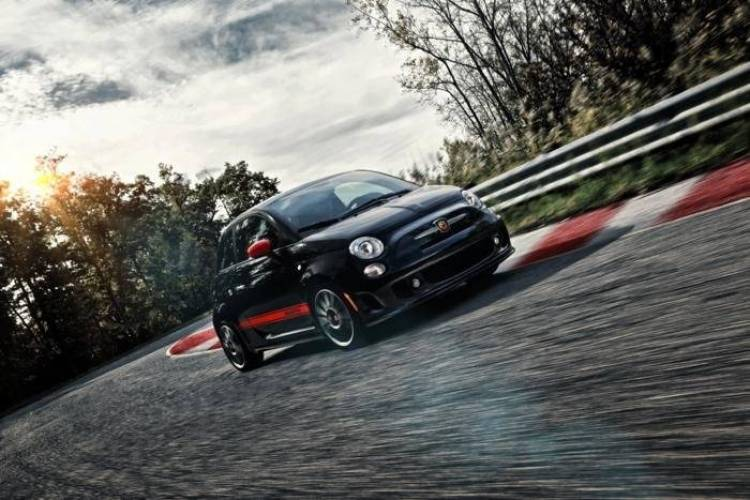 Abarth 500 Estados Unidos