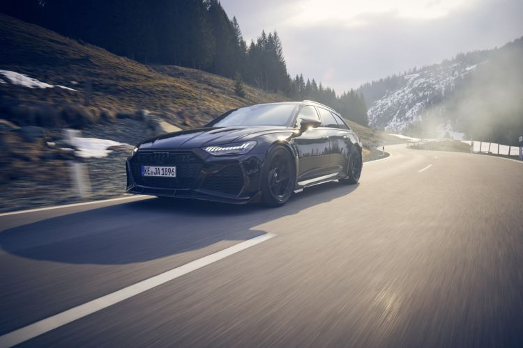 Abt Audi Rs6 Avant Johann Abt Signature Edition 01