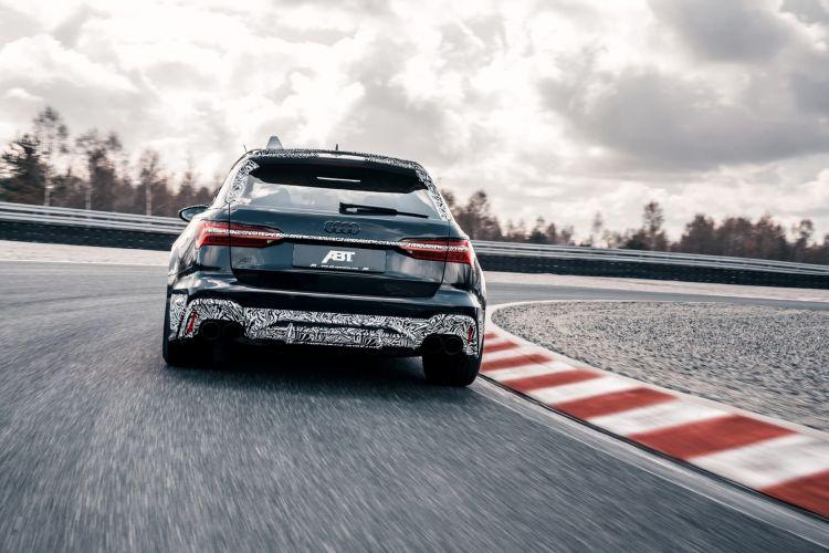 Abt Audi Rs6 Avant Johann Abt Signature Edition 14