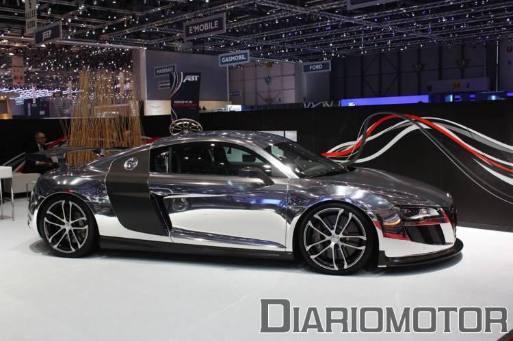 ABT Audi R8 GTS y R8 Spyder GTR en Ginebra
