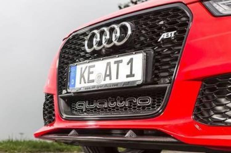 ABT RS6, el terror de las autopistas tiene 700 CV de potencia