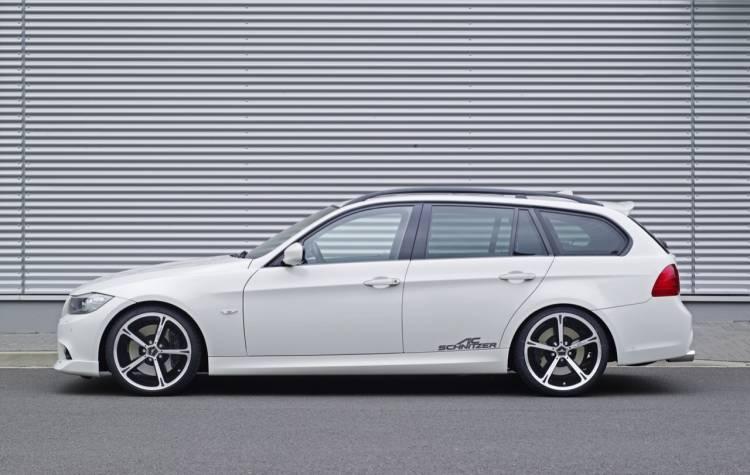 AC Schnitzer vuelve a la carga con el BMW Serie 3