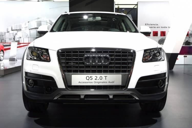 Accesorios para el Audi Q5