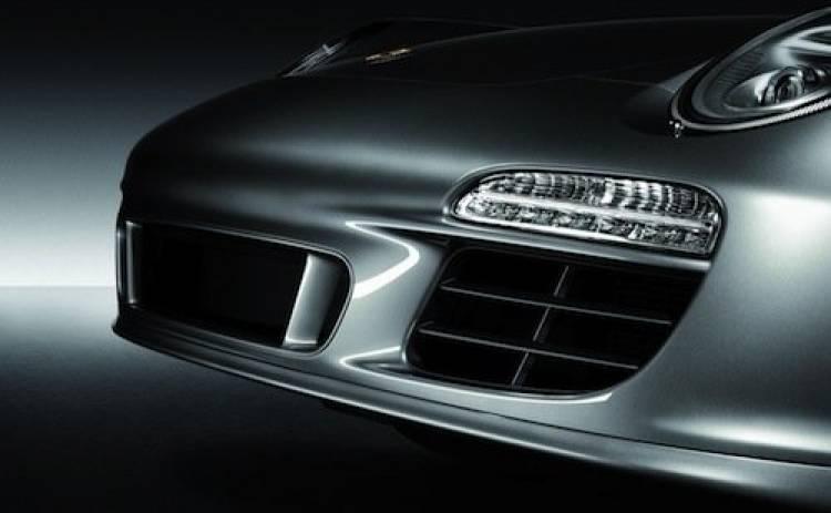 Porsche 911 frontal Sport Design