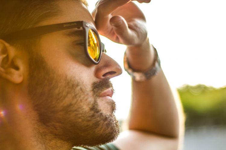Accidente Airbag Gafas Conducir Sol Conducir