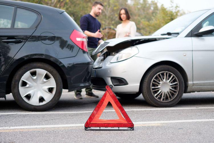 Accidente Trafico Triangulo