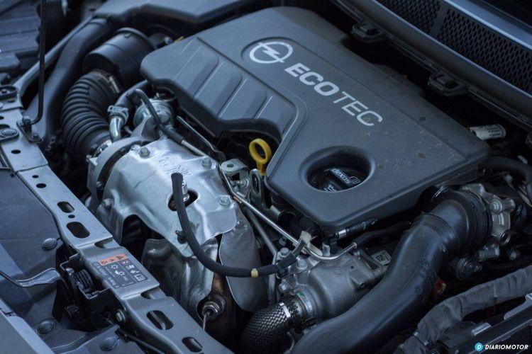 Aceite Filtro Motor Opel Ecotec