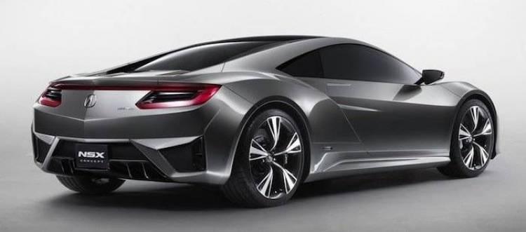 El Honda NSX de producción llegará en el próximo Salón de Detroit