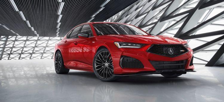 Acura Tlx 2021 P