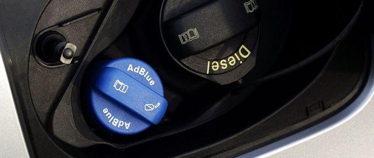 Adblue Diesel Deposito