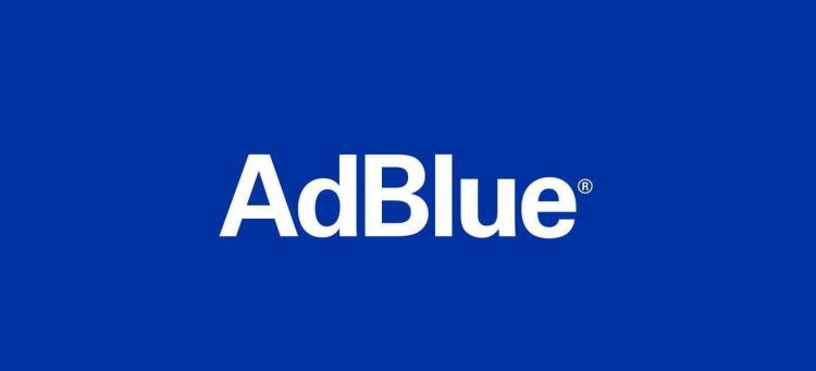 Adblue Diesel Logo
