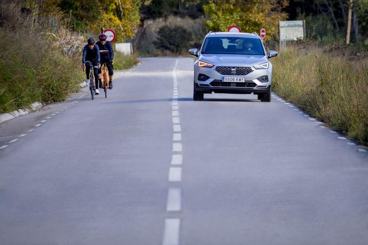 Adelantar Correctamente Ciclistas Biciletas 05