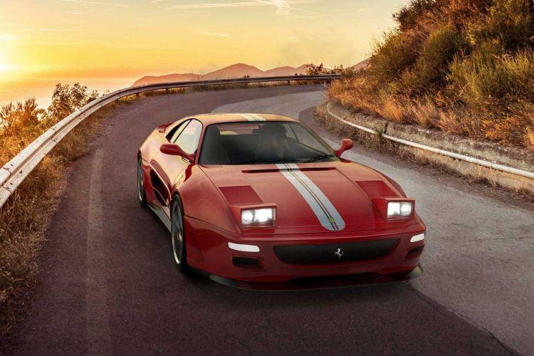 Adelanto Ferrari 348 Evoluto 5