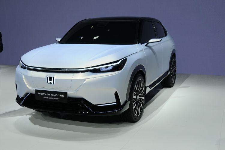 Adelanto Honda Suv E Prototype 2