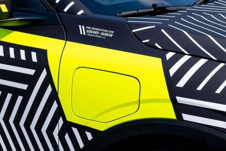 Adelanto Renault Megane E Tech Electric 1