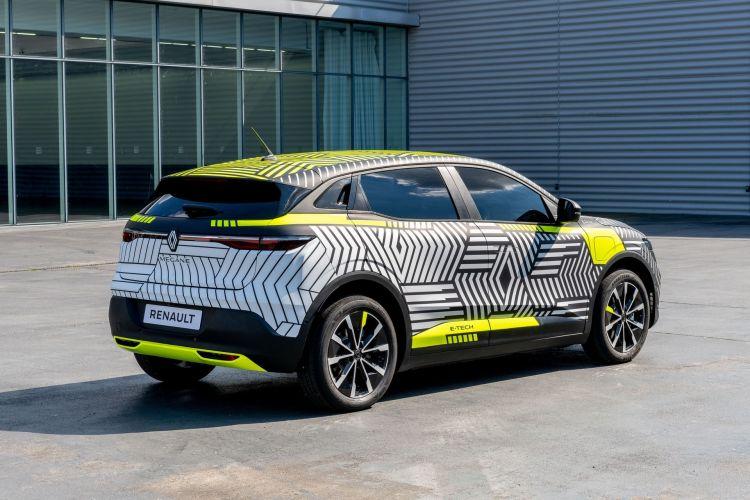 Adelanto Renault Megane E Tech Electric 3