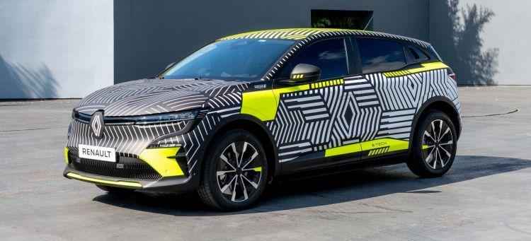 Adelanto Renault Megane E Tech Electric P