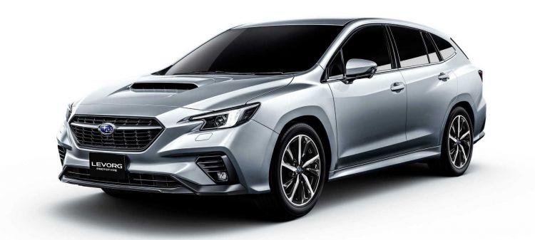 Adelanto Subaru Levorg P