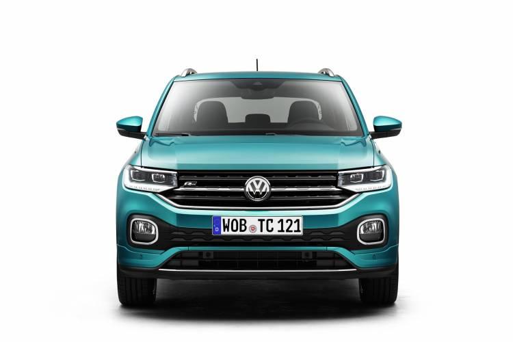 The All New Volkswagen T Cross
