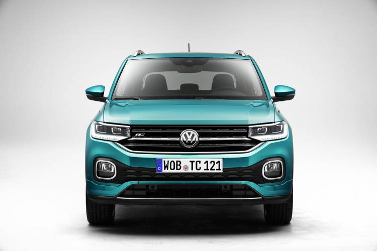 The All New Volkswagen T Cross
