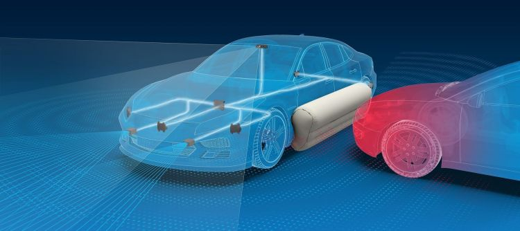 Airbags Exteriores Zf