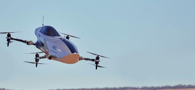 Airspeeder Mk3 01